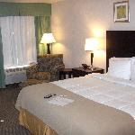 Photo de Holiday Inn Express Hotel & Suites Haskell