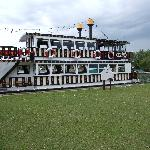 "The Southern Comfort Steam Paddle boat experience from Horning. A definite ""must do"" as recommen"
