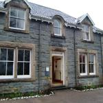  The front of the B&amp;B