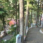 Dalhousie View From CHurch at Nehru Chowk