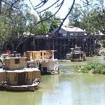 Echuca steam boat