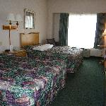  view  of double bed room