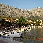Baska Voda Harbour May 09