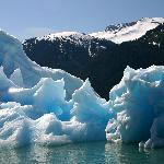 Iceberg near Tracy Arm