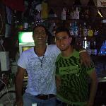 Bar Staff at The Brothers