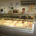  Ice cream parlour,Cheshire Farm Ice Cream,Cheshire.