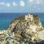 view from Tropea