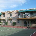  Balconies Overlooking Tennis Court