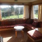 Shaftsboro Farm self catering caravan