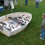 One of the displays from the Maritime Festival