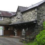 Coach house, Bryn Gwynant hostel, June, 2009