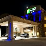 Φωτογραφία: Holiday Inn Express & Suites Marshall