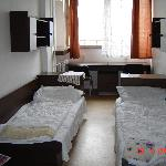  room Strahov hostel