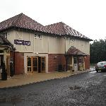 Foto de Premier Inn Lymington - New Forest Hordle