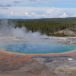 Grand Prismatic Spring
