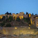 Alcazaba an Roman Theatre.