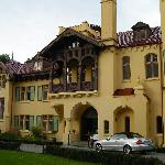 Photo de Hotel Schloss Hubertushohe
