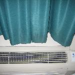 AC (don't leave the door open or it will freeze) a/c was cold B+