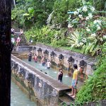 Banjar Hot Springs (Air Panans Banjar)