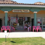 The Celebrity Tour office