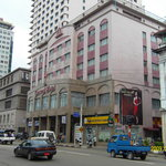 Central Hotel Yangon