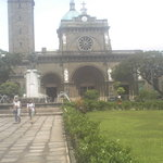 Manila Cathedral front view