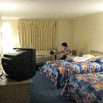 Motel 6 Big Springs resmi