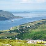 The view from ullapool hill is worth the climb