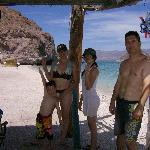 PLAYA LA ESCONDIDA MULEGE