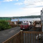 Foto de Harbourview B&B and Motel