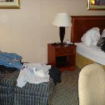 صورة فوتوغرافية لـ ‪Holiday Inn Express Martinsburg North‬
