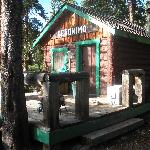 Our cabin - Geronimo
