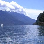 Lake Garda from boat