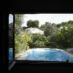  Room with a view- poolside casita