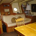 ‪Wharfside Bed and Breakfast Aboard the Slowseason‬