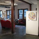 Photo de Room in Soho Loft
