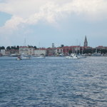 Porec Old Town