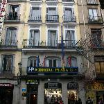 Photo de Hostal Plaza D'ort