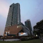 Foto di 360 Urban Resort Hotel Hock Lee Center