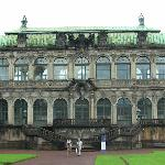  Zwinger is the place to go in Dresden, if you love art.