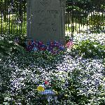 Grave of Theodore & Edith Roosevelt