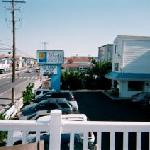  Pic of motel sign taken from sundeck