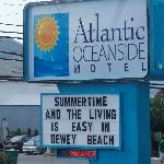 Foto de Atlantic Oceanside Motel