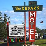 The Cedars Motel Foto