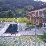 SPA Bereich mit Swimming Pool