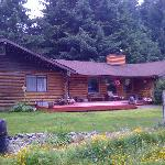 Bilde fra A Cozy Log Bed and Breakfast