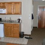  Standard suite at Holiday Inn in Bay City