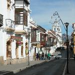  downtown Sucre street