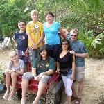 Our family at Starfish Reef