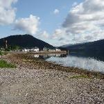 Looking towards Inverary